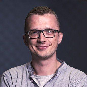 Damian Bursztyka - Front-End Development Leader at MetricsCube