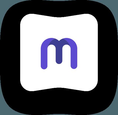 MetricsCube Logomark