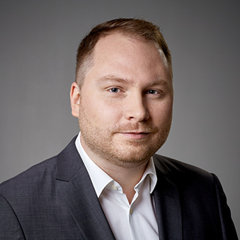 Max Korzhanoff - GARMTECH Founder