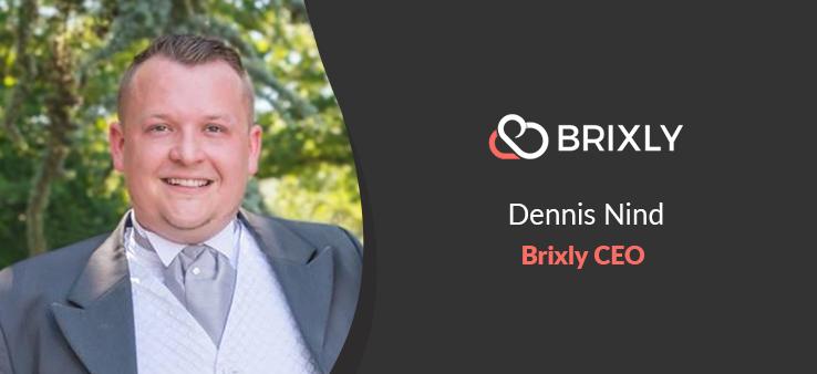Dennis Nind - Brixly CEO - MetricsCube Case Study